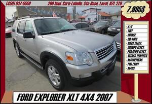 2007 Ford Explorer XLT TOIT CRUISE A/C