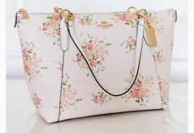 Coach Ava tote bag brand new