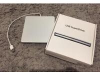 Silver USB SuperDrive
