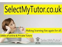 Online English tutoring in London with 1500+ experienced tutors -GCSE/Primary/A-Level