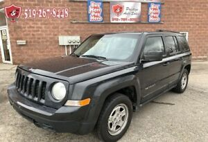 2011 Jeep Patriot North/2.4L/NO ACCIDENT/CERTIFIED/WARRANTY INCL