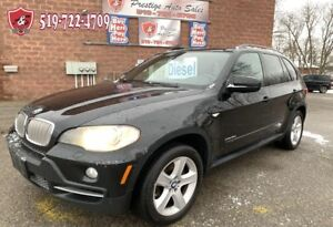 2010 BMW X5 35d/DIESEL/4WD/ONE OWNER/NO ACCIDENT/CERTIFIED