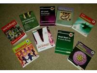 Various Access to HE books
