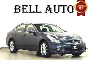 2013 Infiniti G37X SPORT PKG NAVIGATION BACK UP CAMERA LANE DETE