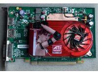 ATI RADEON Video Graphics Card 102-b38201(b)