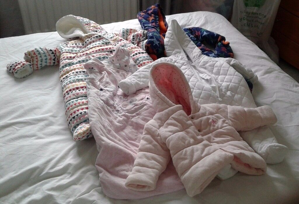 Baby Girl Clothes bundle 6-9months £35