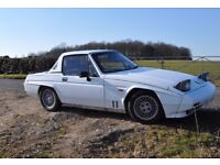 Reliant scimitar SS1 1800 ti (really rare classic) white owned since 1992 NOT lotus caterham