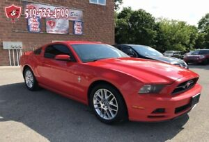 2014 Ford Mustang 3,7L/V6/ONE OWNER/NO ACCIDENT/WARRANTY INCL