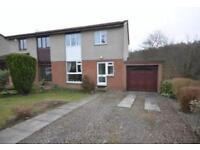 Beautiful 3 bed Semi detached for sale - Comrie, Dunfermline