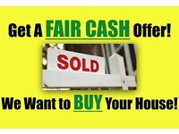 Need to sell your house? We can make you an offer...