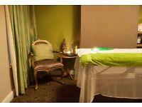 Relaxing stress relieve Massage