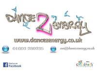 Dance and Acrobatics Classes - Horsford - Saturday's
