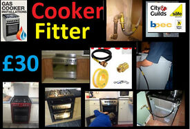 Birmingham Gas engineer - NO callout charge cooker hob oven installer certificate reginstered corgi