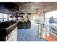 EXCITING OPPORTUNITY -Overnight Waiters required for famous Duck and Waffle