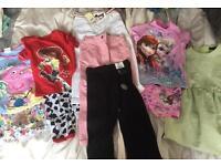Girls clothing bundle 4-5 yrs