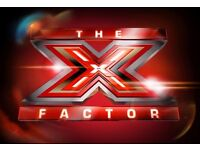 **SEEKING MALE VOCALIST FOR X FACTOR AUDITIONS**