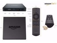 Amazon Fire TV Box 4K Full HD Watch All Sports Movies TV Shows Free