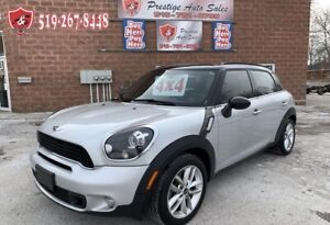 2013 Mini Cooper Countryman S/ALL4/CERTIFIED/SAFETY INCLUDED