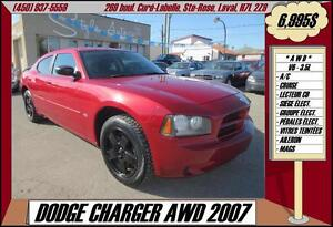 2007 Dodge Charger SE AWD A/C CRUISE CD