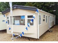 DOUBLE GLAZED & CENTRAL HEATED,CARAVAN,2 BEDROOMED,PETS,ISLE OF WIGHT,FACILITIES,COASTAL,WOODLAND,