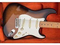 Fender American Vintage RI '57 Stratocaster Fralin pups + upgrades