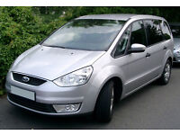 ford galaxy breaking for parts 2008