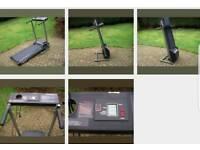 York Electric treadmill