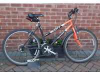£35.00 ono Scott Teton Ladies Mountain Bike