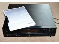 YAMAHA CDR-HD1500 CD/160GB HDD HARD DRIVE CD Recorder
