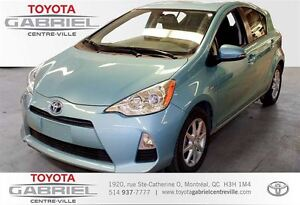 2014 Toyota Prius Technologie Pack PUSH BUTTON, NAVIGATION, BLUE