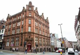 NE1 - VARIOUS SIZED SERVICED OFFICES - NEWCASTLE CITY CENTRE