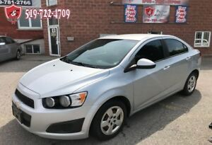 2012 Chevrolet Sonic LS/ONE OWNER/NO ACCIDENT/CERTIFIED/WARRANTY