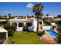 Villa in a quiet location Carvoeiro with Private pool, sea views