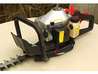 Spear & Jackson Petrol Hedge Trimmer (SHT26K) - little used but not starting