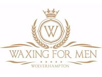 Waxing for Men Wolverhampton - Waxing hair removal, Swedish Massage, Facials, Manicures, Pedicures