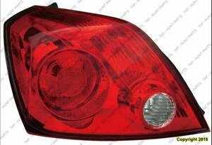 Tail Light Driver Side Coupe Nissan ALTIMA 2008-2013