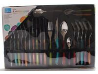 Brand New Boxed Amefa Eclat Kaleidoscope 24 Piece Cutlery Set