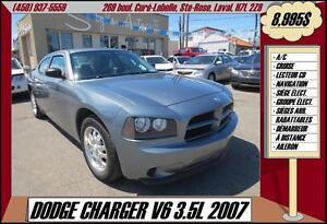 2007 Dodge Charger A/C NAVI DÉMARREUR