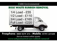 Waste Collection, Rubbish Clearance, Rubbish Disposal, Man in Van- Commercial and Domestic - LONDON