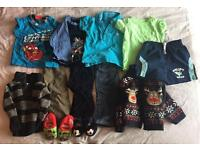 Boys Bundle of Clothes for Age 9-12 months old