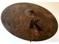 "Zildjian 21"" K Custom Special Dry Ride cymbal RRP £395"