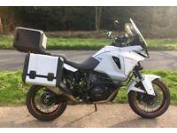 KTM 1290 Super Adventure White FSH Great condition