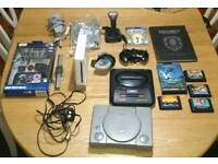 Games and Console Joblot