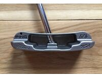 "Ping putter 40"" long handle"