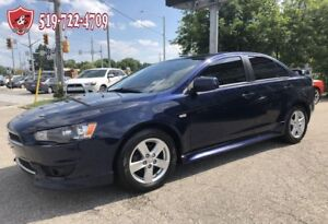 2013 Mitsubishi Lancer ES Sport/ONE OWNER/NO ACCIDENT/CERTIFIED/