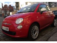Fiat 500 1.2 Colour Therapy Dualogic 3dr *AUTOMATIC* £30 TAX