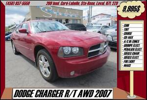 2007 Dodge Charger R/T AWD CUIR TOIT CD