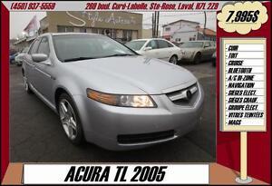 2005 Acura TL CUIR TOIT NAVI MAGS