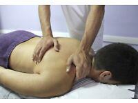 Mobile male massage therapist. Full body massage.
