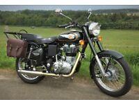 2016 Royal Enfield Bullet 500 EFi Motorcycle